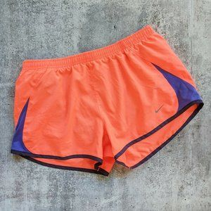 Nike Dri-Fit Tempo Running Shorts Lined Medium